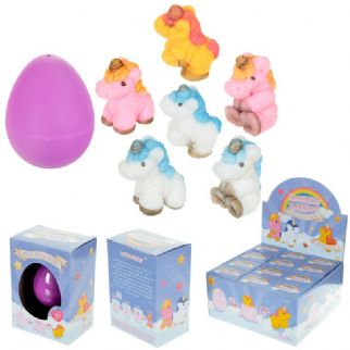 Hatching Unicorn Egg